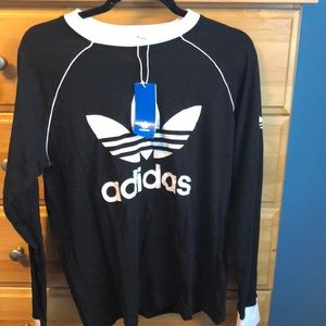 Adidas long sleeve tee